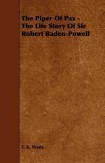 Robert Baden-Powell, 1st Baron Baden-Powell by