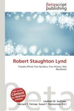 Robert Staughton Lynd by