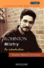 Rohinton Mistry by