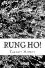 Rung Ho! by Talbot Mundy