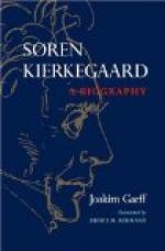 Søren Kierkegaard by