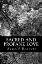 Sacred and Profane Love by Arnold Bennett
