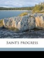 Saint's Progress by John Galsworthy