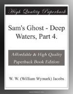 Sam's Ghost by W. W. Jacobs