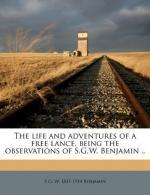 Samuel Greene Wheeler Benjamin by