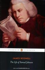 Samuel Johnson by Gabriela Mistral