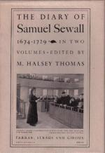 Samuel Sewall by