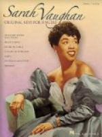 Sarah Vaughan by