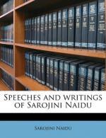 Sarojini Naidu by