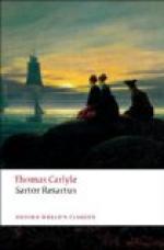 Sartor Resartus by