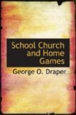 School, Church, and Home Games by