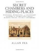 Secret Chambers and Hiding Places by