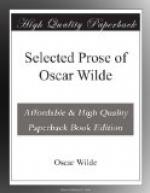 Selected Prose of Oscar Wilde by Oscar Wilde