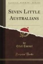 Seven Little Australians by