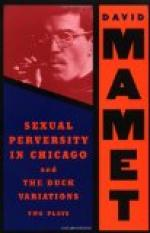 Sexual Perversity in Chicago by
