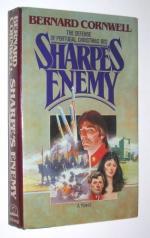 Sharpe's Enemy: Richard Sharpe and the Defense of Portugal, Christmas 1812 by Bernard Cornwell