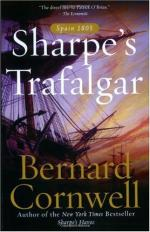 Sharpe's Trafalgar: Richard Sharpe and the Battle of Trafalgar, October 21, 1805 by Bernard Cornwell