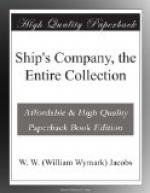 Ship's Company, the Entire Collection by W. W. Jacobs