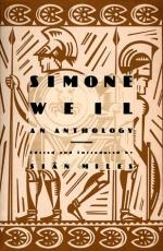 Simone Weil by