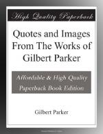 Sir Gilbert Parker, 1st Baronet by