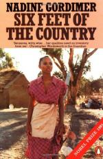 Six Feet of the Country by Nadine Gordimer