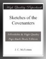 Sketches of the Covenanters by