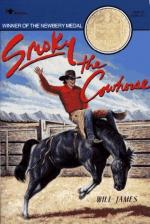 Smoky the Cow Horse by Will James (Joseph-Ernest-Nephati Dufault)