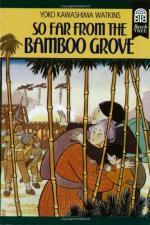 So Far from the Bamboo Grove by Yoko Kawashima Watkins