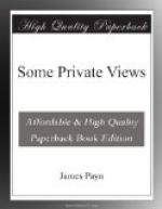 Some Private Views by James Payn