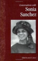 Sonia Sanchez by