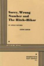 Sorry, Wrong Number by Lucille Fletcher