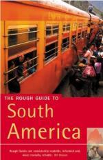 South America by