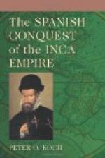 Spanish conquest of the Inca Empire by