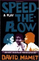 Speed-the-Plow by David Mamet