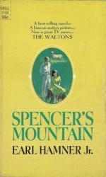 Spencers Mountain by Earl Hamner Jr.