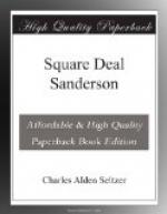 Square Deal Sanderson by