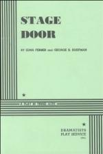 Stage Door. by George S. Kaufman