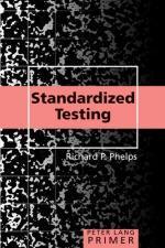 Standardized testing by