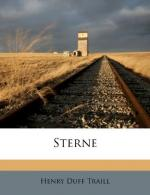 Sterne (BookRags) by Henry Duff Traill