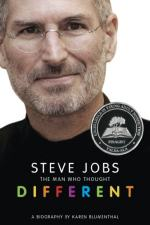 Steve Jobs: The Man Who Thought Different by Karen Blumenthal