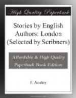 Stories by English Authors: London (Selected by Scribners) by