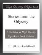 Stories from the Odyssey by