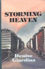 Storming Heaven: A Novel by Denise Giardina