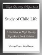 Study of Child Life by