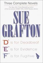 Sue Grafton by