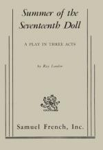 Summer of the Seventeenth Doll by