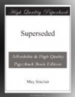 Superseded by May Sinclair