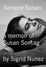 Susan Sontag by