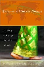 Tales of a Female Nomad: Living at Large in the World by Rita Golden Gelman