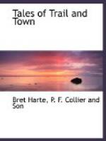 Tales of Trail and Town by Bret Harte